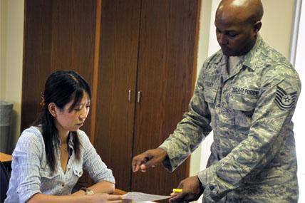 deployment paperwork