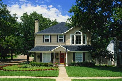 model home 428x285