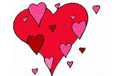valentine hearts 380x253