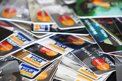 credit card pile 428x285