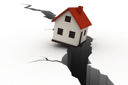 home and earthquake