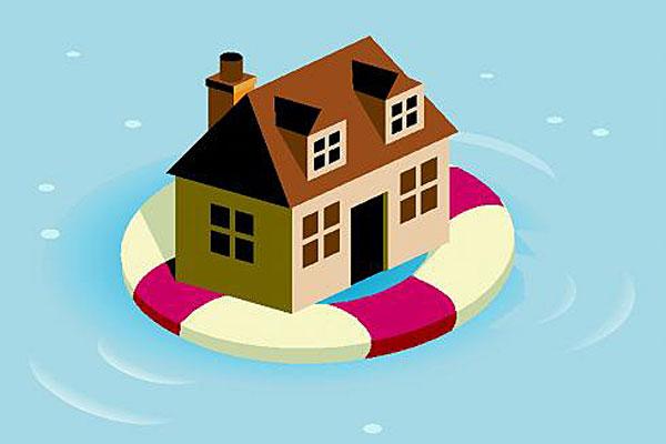 Underwater homeowners