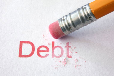 debt erased 380x253