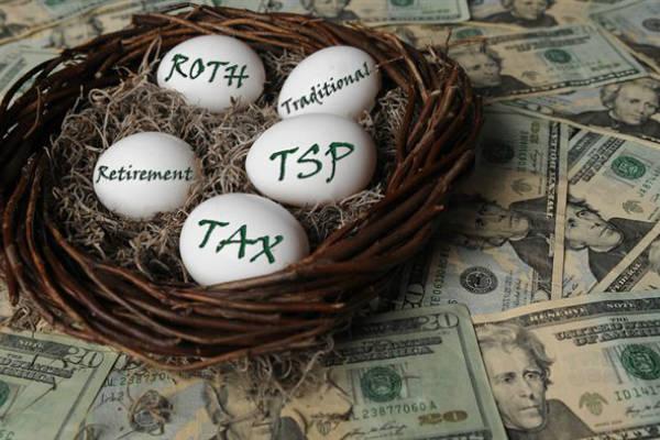 TSP nest egg