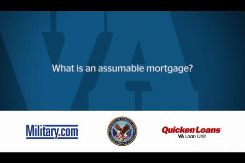 VA loan Q&A: Assumable Mortgage