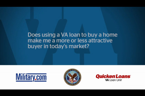 VA Loan Q&A: Does the VA loan make you an attractive buyer?