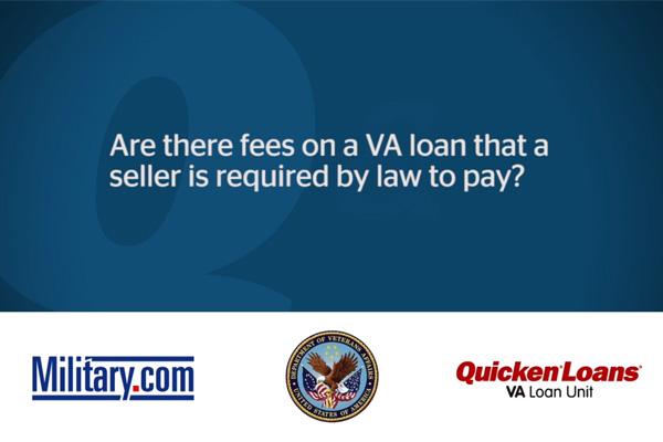 va loan qa fee seller obligation