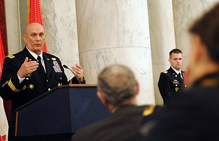 Army Chief of Staff Gen. Ray Odierno