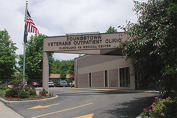 The Youngstown, Ohio, VA clinic. Department of Veterans Affairs photo
