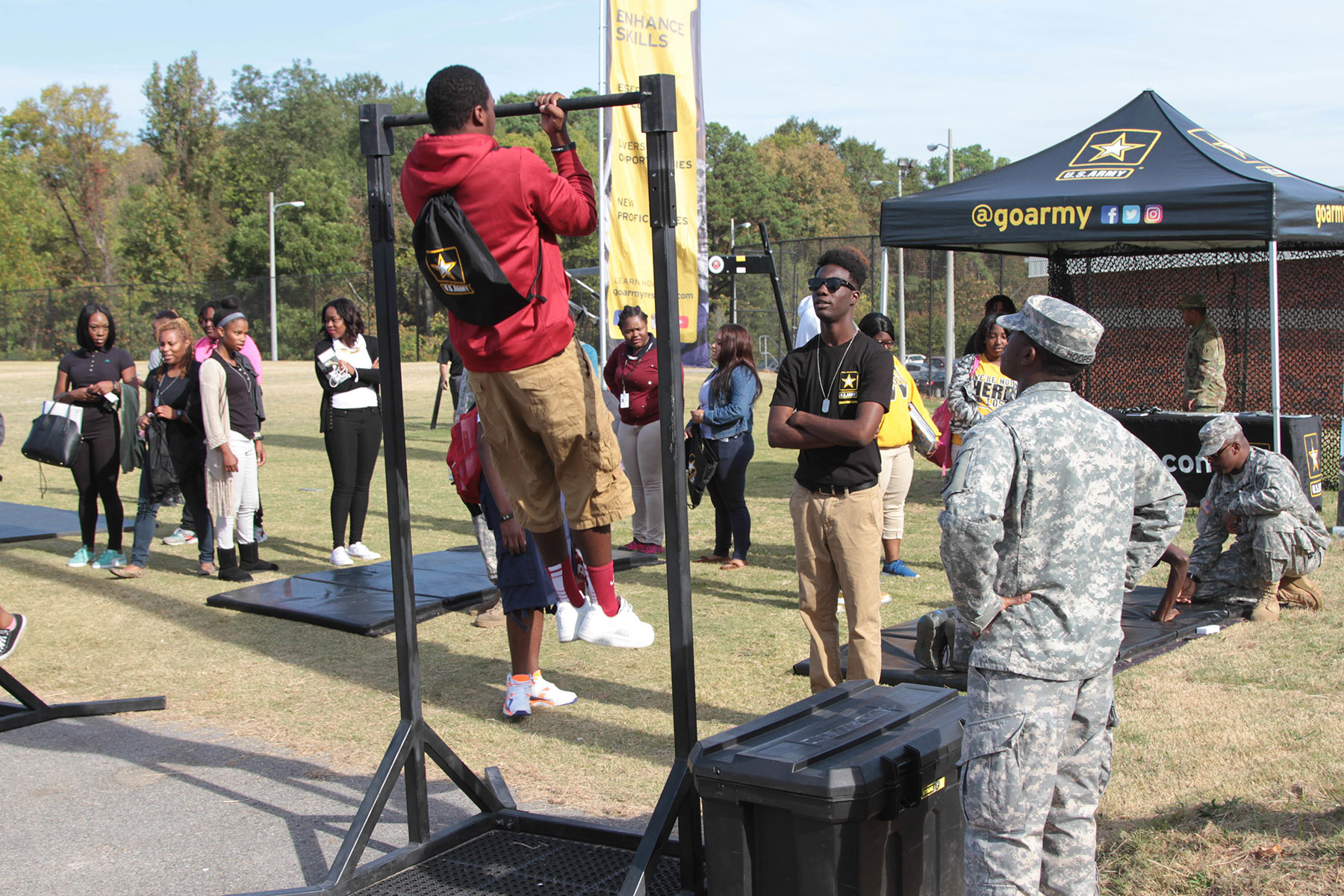 Army Recruiting Pilot Program to Study New Approach to Growing Force