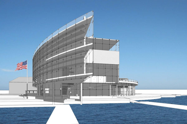 Proposed National Coast Guard Museum