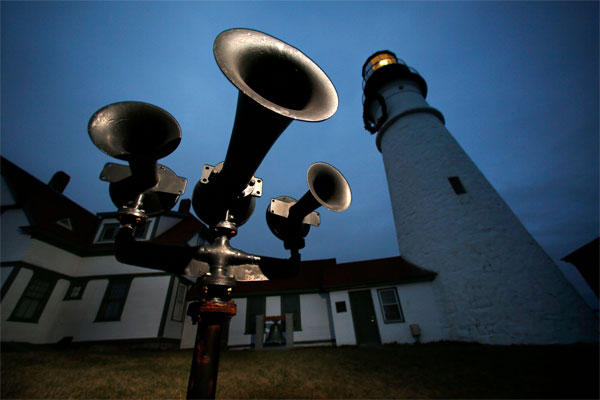 7 Maine Lighthouses to Get Radio-Activated Sound Signals