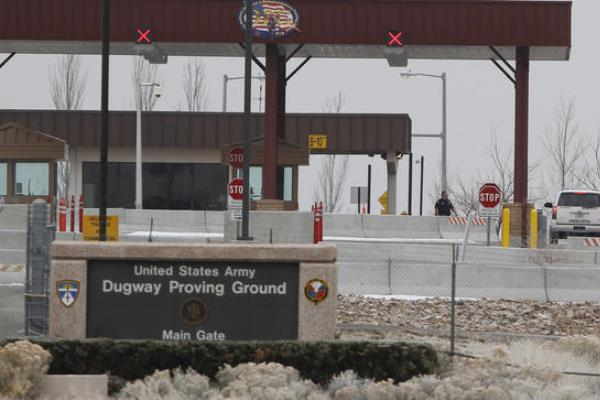 Dugway Under Scrutiny Again Over Handling of Deadly Toxins
