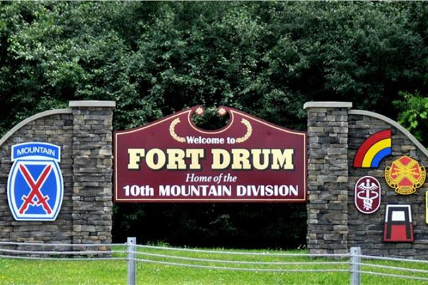 fort drum chat I just found out that if you want to hunt on fort drum,ny this year, when you stop in to pick up your access permit.