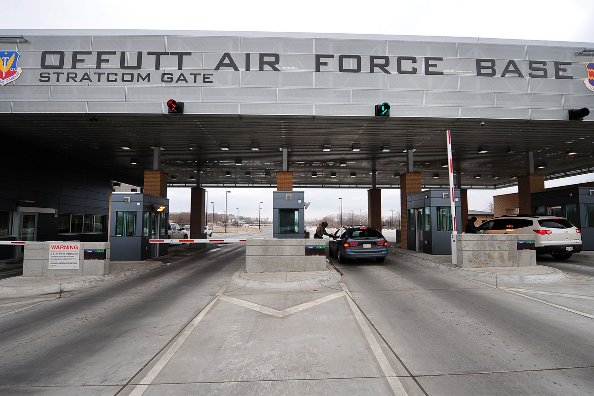 Air Force Agrees To Upgrade Of Crumbling Offutt Runway