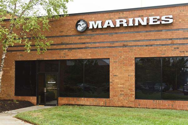 Marine Recruiting Station Baltimore (Marine Photo)