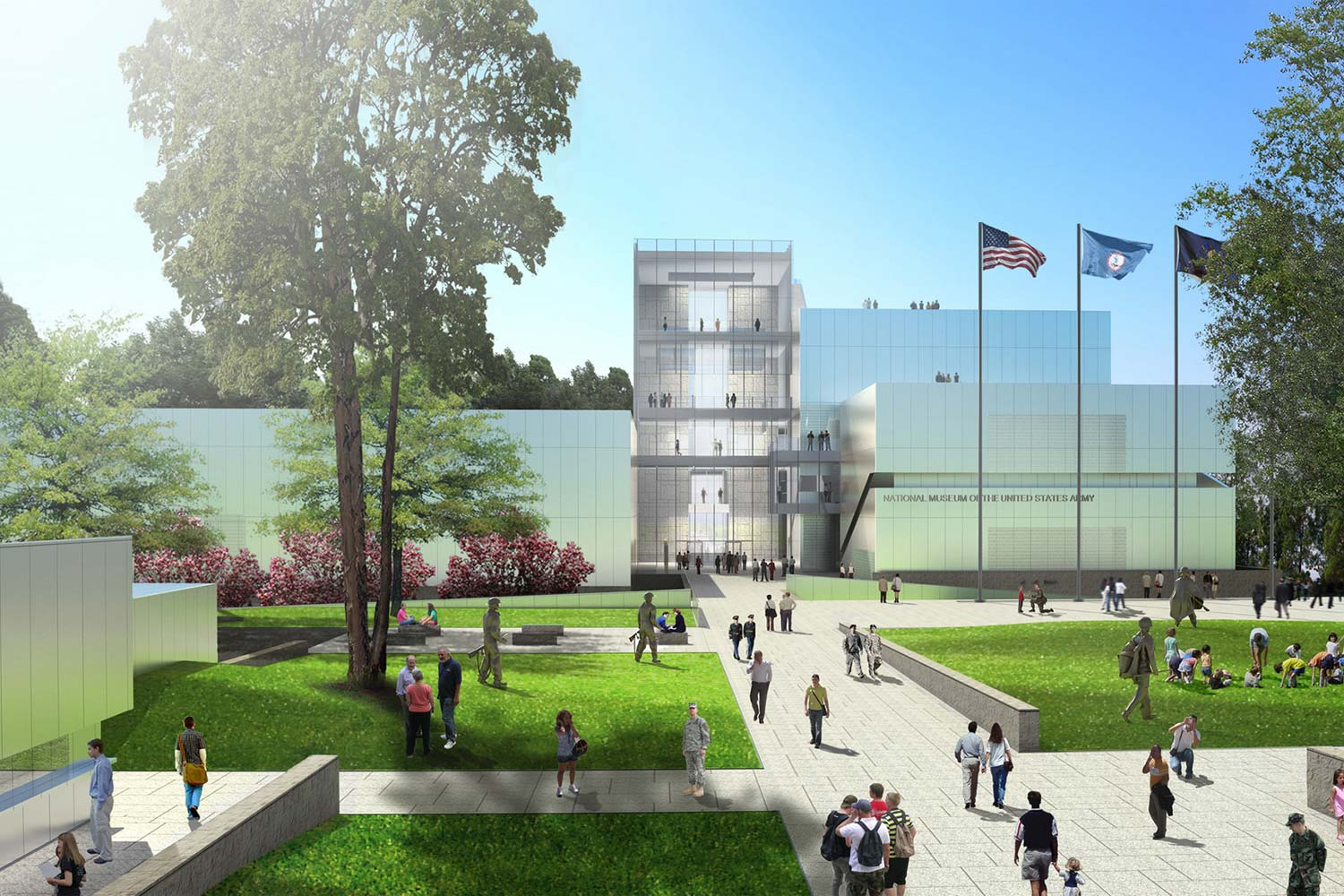 Work Begins on National Army Museum at Fort Belvoir