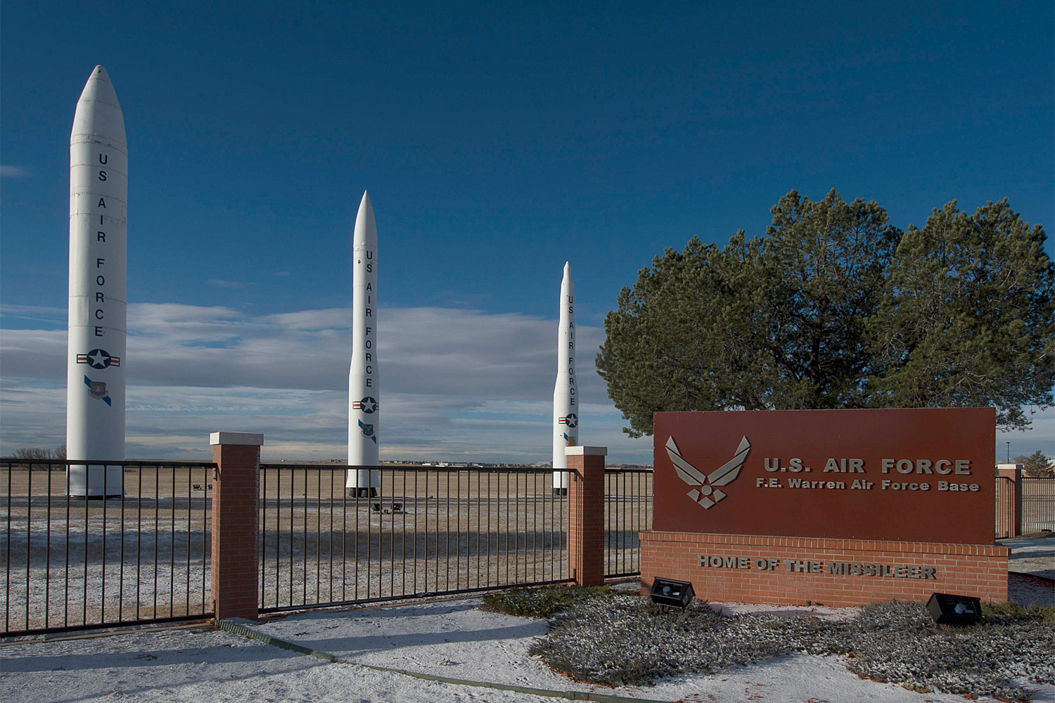 F.E. Warren Air Force Base Wants to Develop 74 Acres