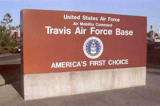 Travis AFB Lifts Lockdown After Mistaken Report of Shooter