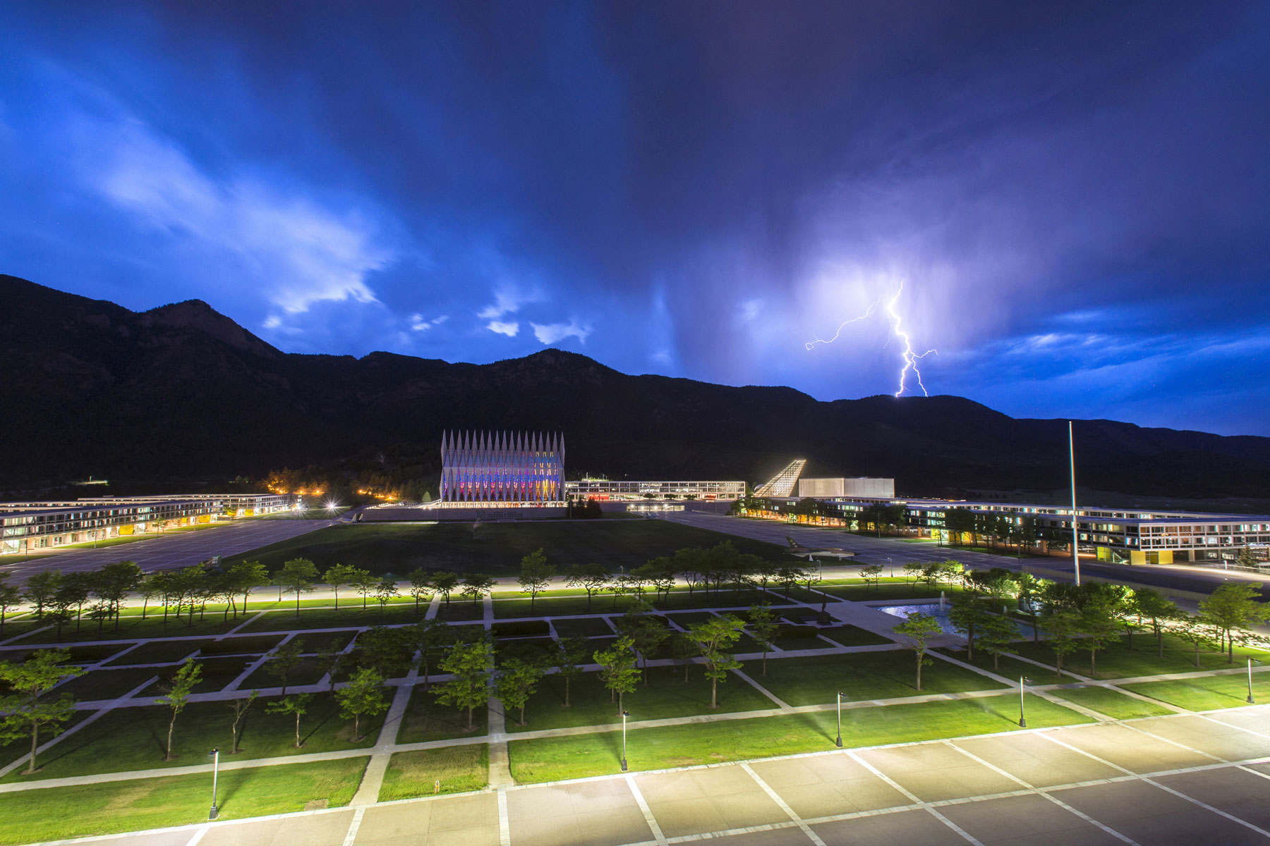 Air Force Academy Cadet Pleads Guilty to Porn Charges, Sentenced