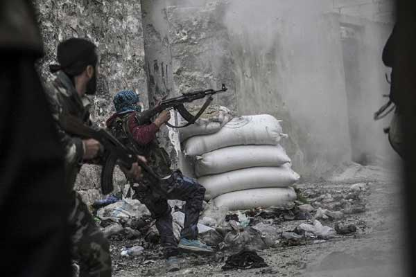 syria rebel fighters 600x400
