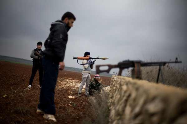 syrian free army 600x400
