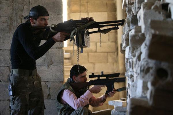free syrian army 2