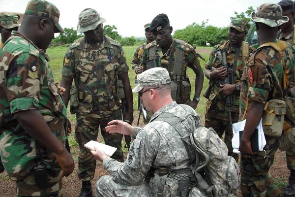 AFRICOM exercise