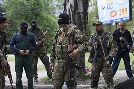 Trouble in Ukraine