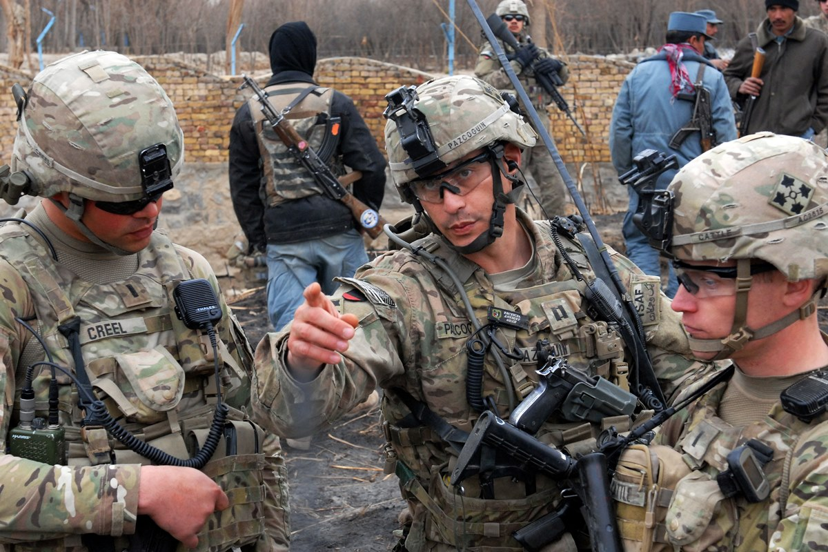 Upcoming U.S. Troop Deployment Could Be Last for ...