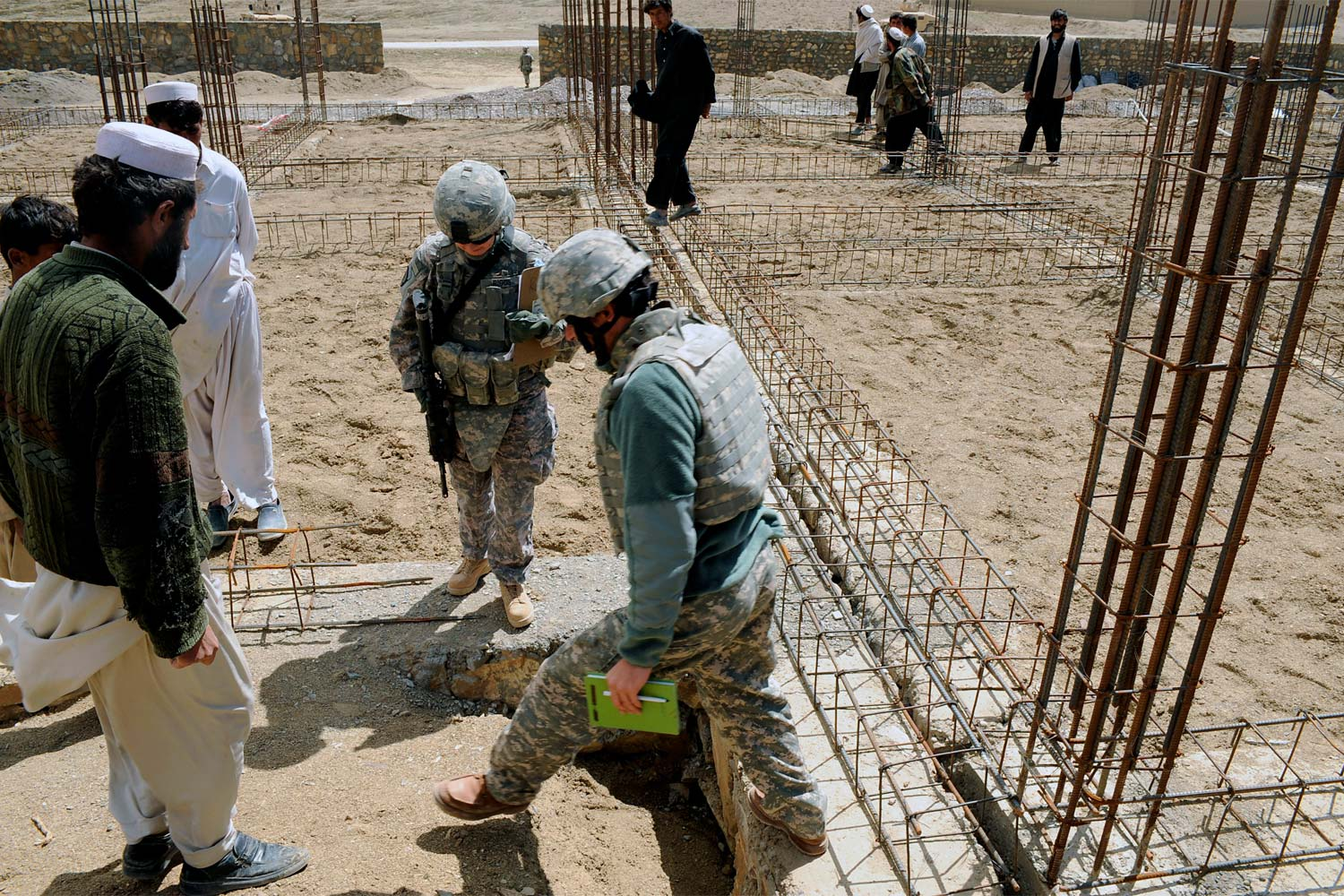 corruption in afghanistan The us has spent $100 billion in nonmilitary funds to rebuild afghanistan yet, after a decade of mind-bending mismanagement and unaccountability, it seems all for naught.