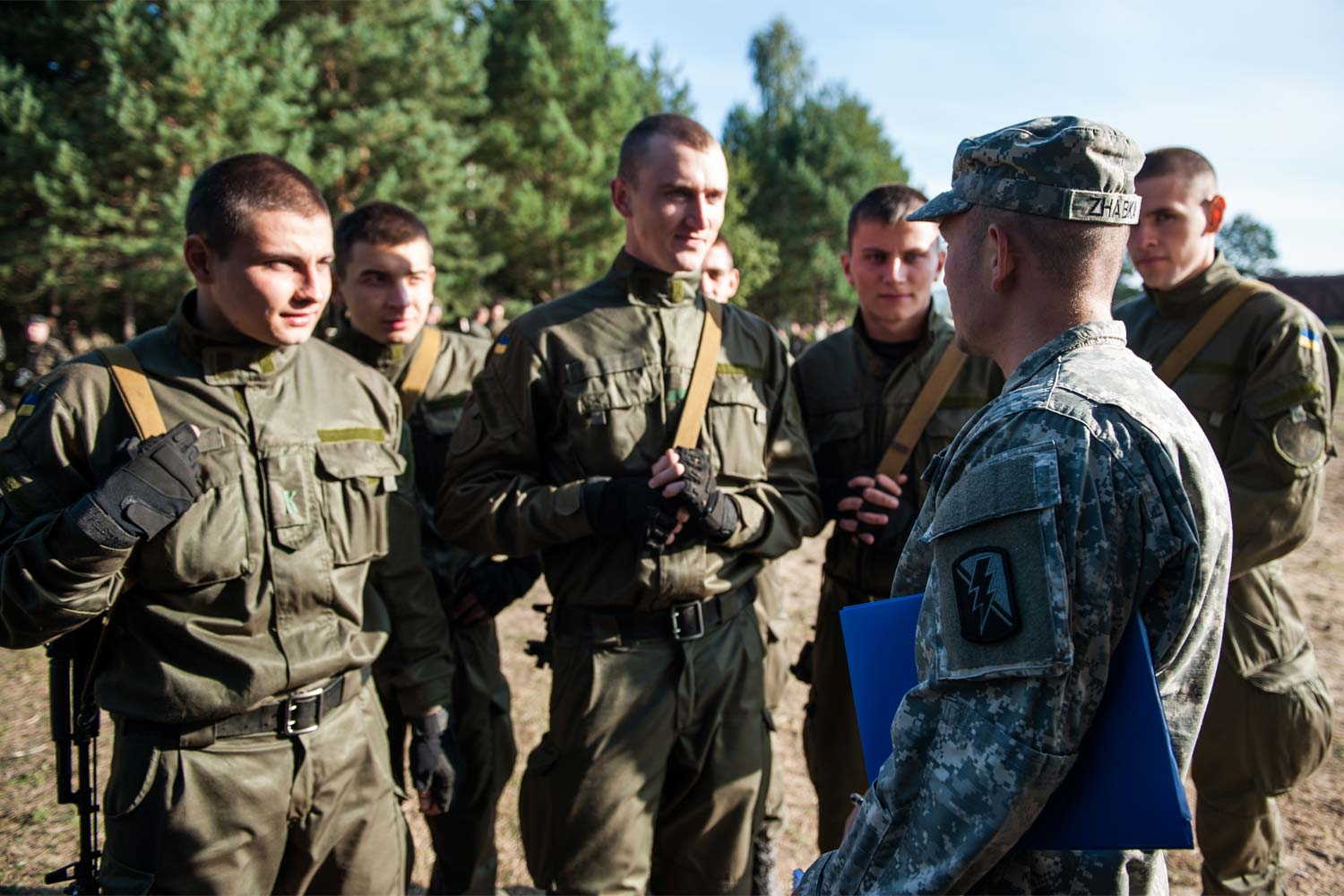 California guard may send more troops to ukraine in 2017 military com