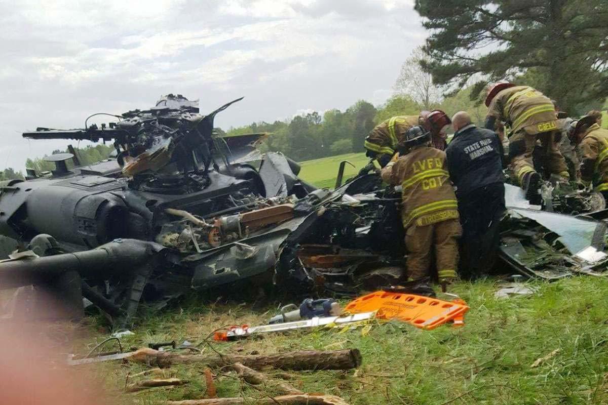 Army Identifies Soldier Killed in Maryland Black Hawk Crash