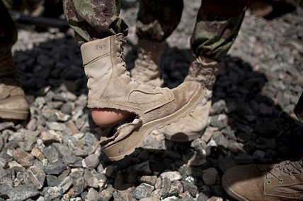 From M16s To Boots Afghan Troops Feel Slighted Military Com