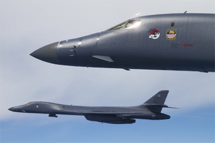 Wing Ends B 1 Bomber Stand Down After Crash Military Com