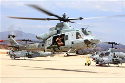 Marine helicopter 428x285