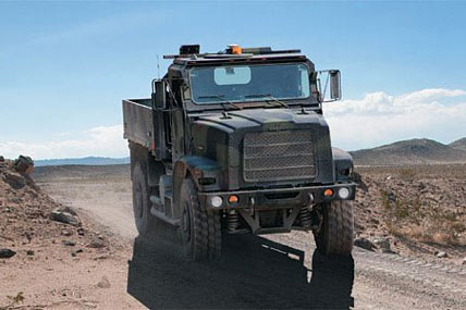 unmanned truck 428x285