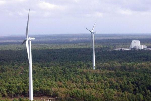 Wind turbines 600x400