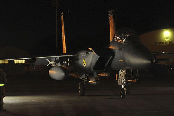 F15E Strike Eagle 600x400