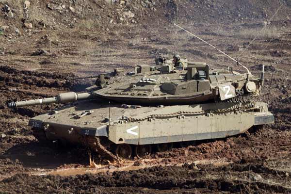israel tank 600x400