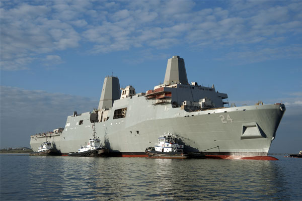 Future USS Arlington 600x400