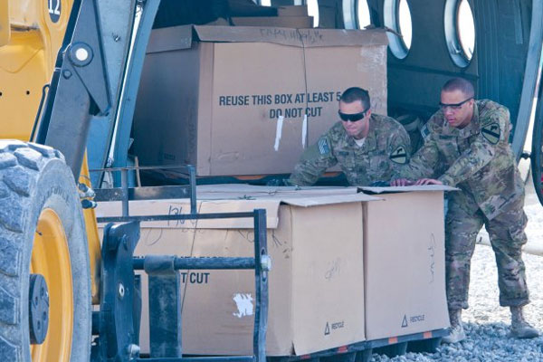 Mail in Afghanistan 600x400