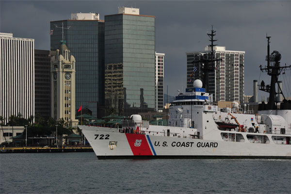 Coast Guard Cutter Morgenthau 600x400