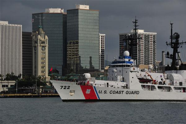 Coast Guard Cutter Morgenthau 600x400