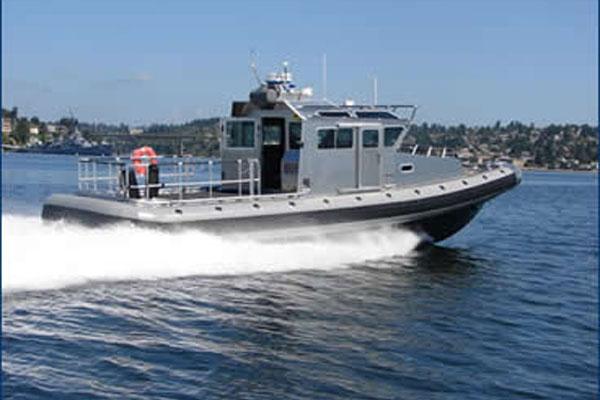 CG 42-foot Fast Response Boat 600x400