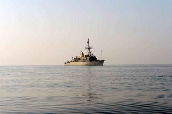 USS Warrior 600x400