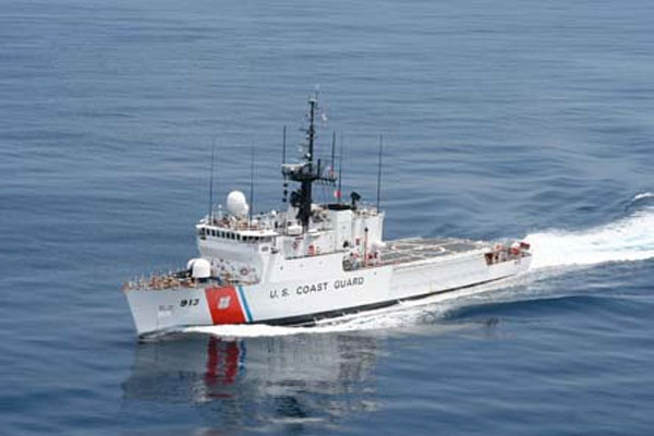 Coast Guard Cutter Mohawk 600x400