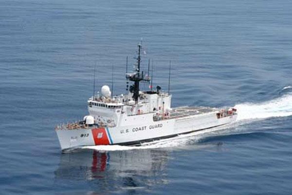 Coast Guard Cutter Mohawk 600x400