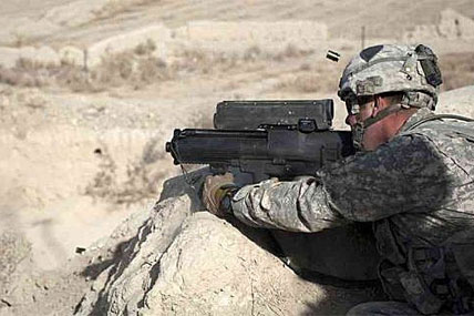 XM25 in action.
