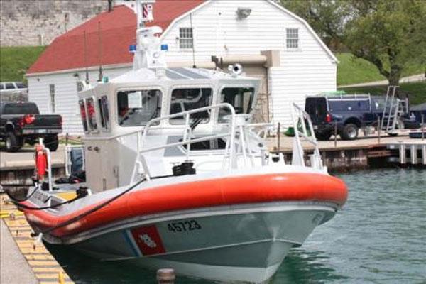 new Coast Guard 45-foot Response Boat-Medium 600x400